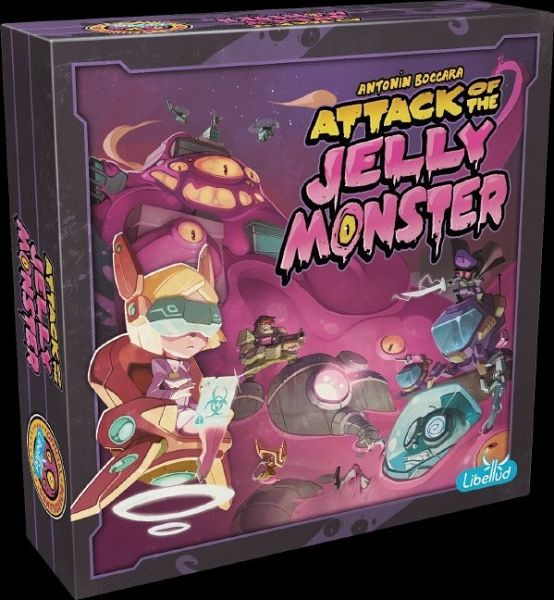 Attack of the Jelly Monster (Spiel)