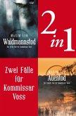 Zwei Fälle für Kommissar Voss (2in1-Bundle) (eBook, ePUB)