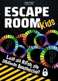Escape Room Kids - Tapia, Ivan