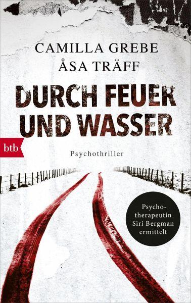 Buch-Reihe Siri Bergmann von Grebe & Träff