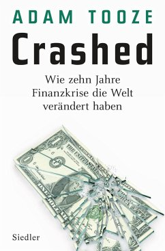 Crashed - Tooze, Adam