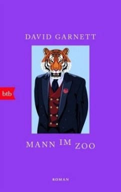Mann im Zoo - Garnett, David