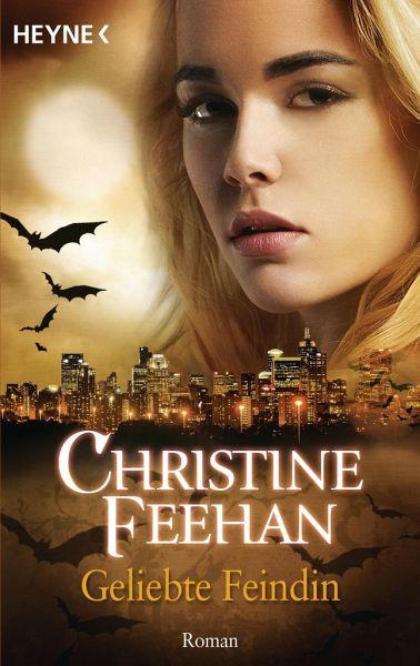 Buch-Reihe Bund der Schattengänger von Christine Feehan