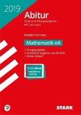 Abiturprüfung Niedersachsen 2019 - Mathematik EA