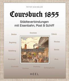 Coursbuch 1855 - Schindler, Peter