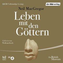 Leben mit den Göttern, 12 Audio-CDs - MacGregor, Neil