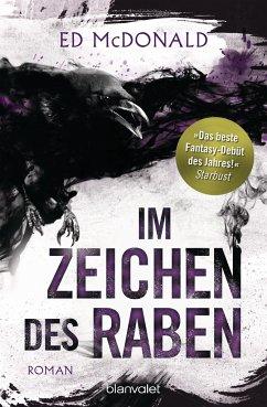 Im Zeichen des Raben / Schwarzschwinge Bd.1 - McDonald, Ed
