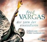 Der Zorn der Einsiedlerin / Kommissar Adamsberg Bd.12 (6 Audio-CDs)