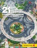 21st Century - Communication B2.2/C1.1: Level 4 - Teacher's Guide