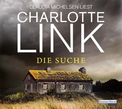 Die Suche, 12 Audio-CDs - Link, Charlotte