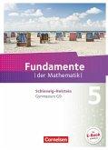 Fundamente der Mathematik - Schleswig-Holstein G9 - 5. Schuljahr / Fundamente der Mathematik, Gymnasium G9, Schleswig-Holstein