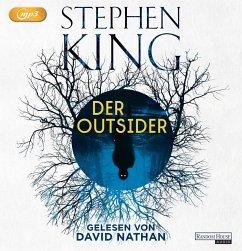 Der Outsider, MP3-CDs - King, Stephen