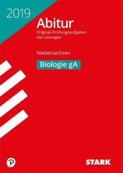 Abitur 2019 - Niedersachsen - Biologie gA