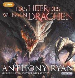 Das Heer des Weißen Drachen, 3 MP3-CDs - Ryan, Anthony