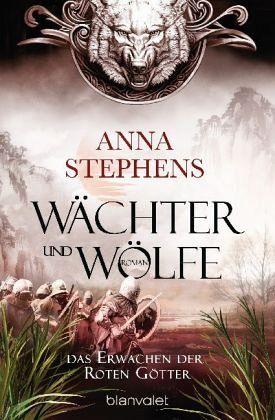 Buch-Reihe Wächter und Wölfe