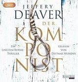 Der Komponist / Lincoln Rhyme Bd.13 (MP3-CD)