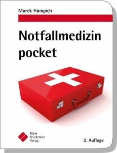 Notfallmedizin pocket - Humpich, Marek