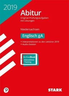 Abiturprüfung Niedersachsen 2019 - Englisch gA