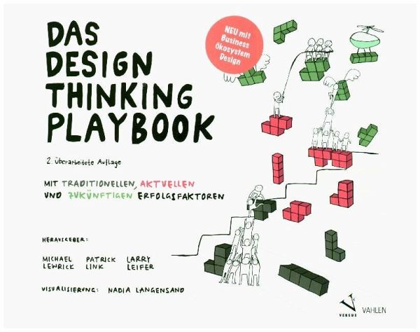 Das Design Thinking Playbook - Lewrick, Michael; Link, Patrick; Leifer, Larry