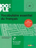 100% FLE - Vocabulaire essentiel du français A1, m. MP3-CD