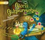 Zauberhafte Glitzernächte / Gloria Glühwürmchen Bd.3 (2 Audio-CDs)