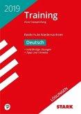 Lösungen zu Training Abschlussprüfung Realschule 2019 - Deutsch - Niedersachsen