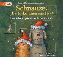 Schnauze, die Nikoläuse sind los / Schnauze Bd.4 (1 Audio-CD) - Angermayer, Karen Christine