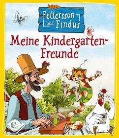 Pettersson und Findus Freundebuch - Nordqvist, Sven