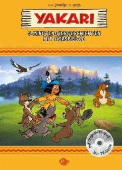 Yakari - 5-Minuten-Tiergeschichten - Derib; Job