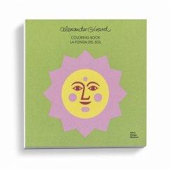 Coloring Book - La Fonda del Sol