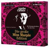 Die große Miss-Marple-Edition, 9 Audio-CDs