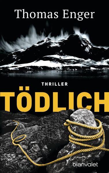 Buch-Reihe Henning Juul von Thomas Enger