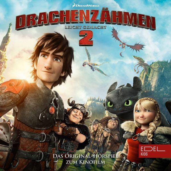 Drachenzähmen leicht gemacht 2 (Das Original-Hörspiel zum Kinofilm) (MP3-Download) - Karallus, Thomas