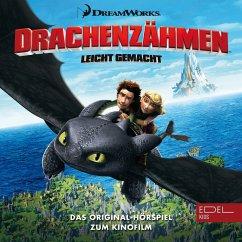 Drachenzähmen leicht gemacht (Das Original-Hörspiel zum Kinofilm) (MP3-Download) - Karallus, Thomas