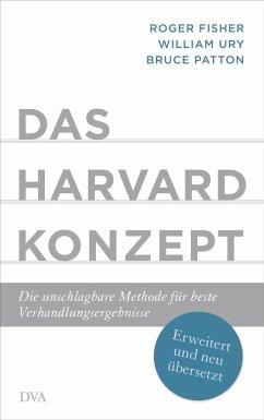 Das Harvard-Konzept - Fisher, Roger; Ury, William; Patton, Bruce