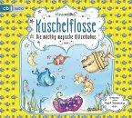 Die mächtig magische Glitzerbohne / Kuschelflosse Bd.4 (2 Audio-CDs)