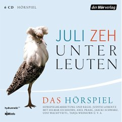 Unterleuten, 6 Audio-CDs - Zeh, Juli