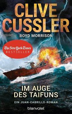 Im Auge des Taifuns / Juan Cabrillo Bd.12 - Cussler, Clive; Morrison, Boyd