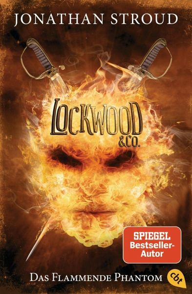 Das Flammende Phantom / Lockwood & Co. Bd.4