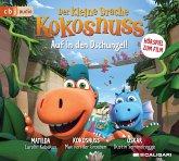 Auf in den Dschungel / Der kleine Drache Kokosnuss - Vorlesebuch zum Film Bd.2 (1 Audio-CD)
