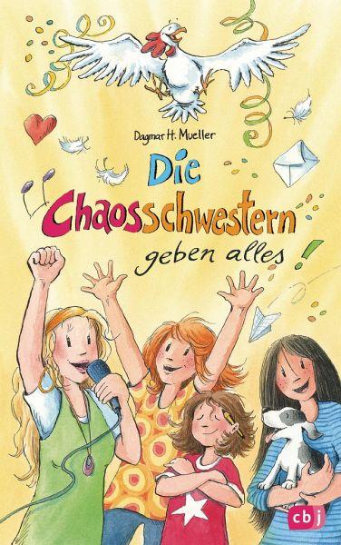 Buch-Reihe Die Chaosschwestern von Dagmar H. Mueller