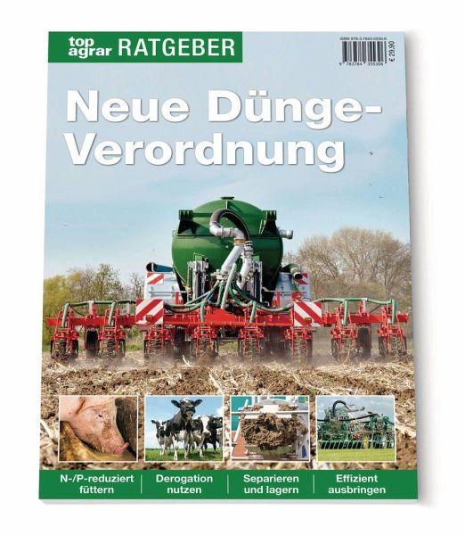 Neue Düngeverordnung - Arden, Marcus; Bröker, Matthias