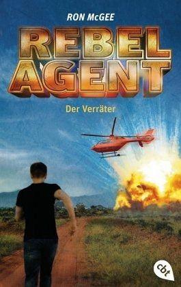 Buch-Reihe Rebel Agent