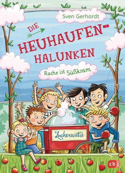 Buch-Reihe Die Heuhaufen-Halunken