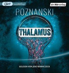 Thalamus, 1 MP3-CD - Poznanski, Ursula