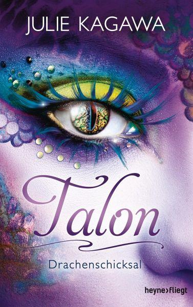 Buch-Reihe Talon von Julie Kagawa