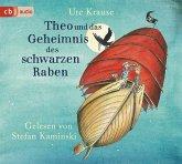 Theo und das Geheimnis des schwarzen Raben, 3 Audio-CDs
