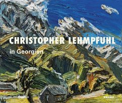Christopher Lehmpfuhl in Georgien
