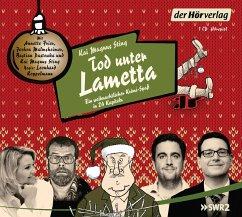 Tod unter Lametta, 1 Audio-CD - Sting, Kai Magnus