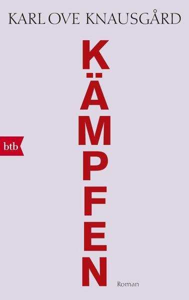 Buch-Reihe Min Kamp von Karl O. Knausgård